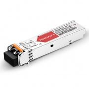 Módulo Transceptor SFP Mini-GBIC LC Gigabit 1000BASE-CWDM - Genérico Compatible - 80km - 1570nm - DOM
