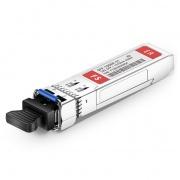 Juniper Networks EX-SFP-10GE-ER40-I Compatible, 10GBASE-ER SFP+ 1310nm 40km Industrial DOM LC SMF Transceiver Module