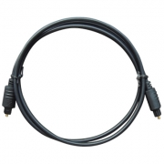 Toslink to Toslink POF Plastic Fiber Optic Patch Cable 2.2mm Jacket