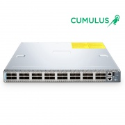 N8000-32Q 32-Port 40Gb Glasfaser QSFP+ Switch Layer 2/Layer 3 SDN mit Cumulus Linux