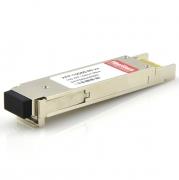 10GBASE-ZR XFP 1550nm 80km DOM Módulo Transceptor
