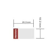 Design Label for 10GBase-BX BIDI SFP+ Transceiver, 1 Roll