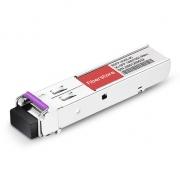 3Gb/s MSA BiDi SFP 1490nm-TX/1550nm-RX 40km Video Pathological Patterns Transceiver Module for SD/HD/3G-SDI