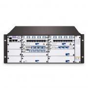 FMS 1600E Extending DWDM Connect, Up to 120KM, 4U Chassis for 160G Optical Transport Platform