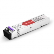 Cisco GLC-BX40-DA-I Compatible 1000BASE-BX-D BiDi SFP 1490nm-TX/1310nm-RX 40km DOM Transceiver Module