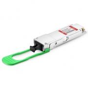 Módulo QSFP28 LC Dúplex 100GBASE-CWDM4, Compatible con Cisco QSFP-100G-CWDM4-S, Transceptor (Transceiver) Fibra Óptica, Monomodo, 2km, 1310nm