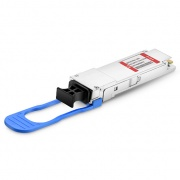Customized 100GBASE-PSM4 QSFP28 1310nm 500m Transceiver Module for SMF