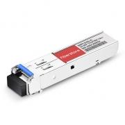 3Gb/s MSA BiDi SFP 1310nm-TX/1550nm-RX 10km  Video Pathological Patterns Transceiver Module for SD/HD/3G-SDI