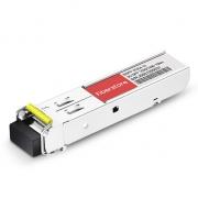 3Gb/s MSA BiDi SFP 1550nm-TX/1490nm-RX 10km Video Pathological Patterns Transceiver Module for SD/HD/3G-SDI