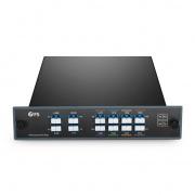Customized Compact CWDM Mux Demux, 2.6dB Max IL, Dual Fiber