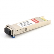 10GBASE-BX XFP 1270nm-TX/1330nm-RX 80km DOM Módulo Transceptor