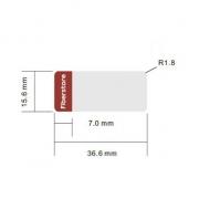 Design Label for XFP Transceiver, 1 Roll