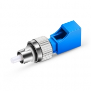 LC Female to FC Male Simplex Single Mode Fiber Optic Adapter/Mating Sleeve