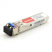 Cisco Linksys MFEFX1 Compatible 100BASE-FX SFP 1310nm 2km DOM Transceiver Module
