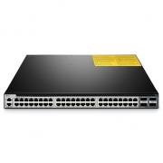 S5850-48T4Q ToR/Leaf Switch Administrable L2/L3 Gigabit de 48 Puertos RJ45 10GBase-T con 4 Enlaces de Subidas QSFP+ 40G