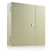 12-72 Fibers Indoor Wall Mountable Fiber Terminal Box as Distribution Box Without Pigtails and Adapters