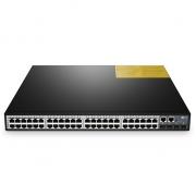 S3900-48T4S Управляемый Стекируемый Коммутатор с 48 Портами 10/100/1000Base-T и 4 Портами 10G SFP+ Uplink