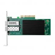 PCI Express x8 Dual Port SFP28 25G Gigabit Server Adapter