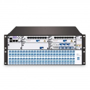FMT 9600E Hyperscale DWDM Connect, 960Gbps for 85km Dual Fiber BIDI End-to-End Metro Transport Platform, Dual 100V-240VAC in 2U Managed Chassis