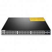 S5850-48T4Q 48-Port 10GBase-T SFP+ LAN Switch RJ45, ToR/Leaf, Layer 2/Layer 3 mit 4 40G QSFP+ Port