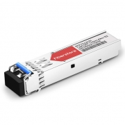 Extreme Networks I-MGBIC-GLX-40 Compatible 1000BASE-EX SFP 1310nm 40km DOM Transceiver Module