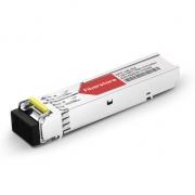 1000BASE-BX BiDi(WDM) Модуль SFP 1550nm-TX/1310nm-RX 20km DOM для FS коммутаторов