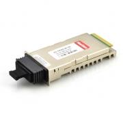 Genérico Compatible 10GBASE-ZR X2 1550nm 80km DOM Módulo transceptor