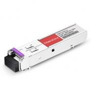 3Gb/s MSA BiDi SFP 1490nm-TX/1310nm-RX 10km Video Pathological Patterns Transceiver Module for SD/HD/3G-SDI
