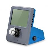 400X Microscopio tres-dimensional de vídeo de mesa con adaptadores de LC & SC & MTP/MPO