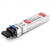 Cisco GLC-BX-10D Compatible 1000BASE-BX BiDi SFP 1550nm-TX/1310nm-RX 10km DOM Transceiver Module