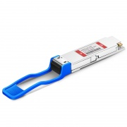 100GBASE-LR4 and 112GBASE-OTU4 QSFP28 Dual Rate 1310nm 20km Transceiver Module for FS Switches