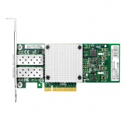 Adaptador de servidor PCIe2.0 x8 con 2 puertos SFP+ 10 Gigabit