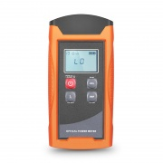 FOPM-201 Handheld Optical Power Meter (-70~+10dBm) with 2.5mm FC/SC/ST Connector