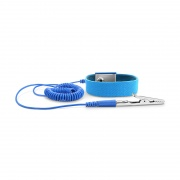 ESD Anti Static Nylon Wrist Strap Band with Grounding Wire