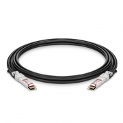 1m (3ft) Dell(DE) DAC-Q56DD-400G-1M Compatible 400G QSFP-DD Passive Direct Attach Copper Twinax Cable