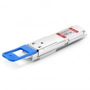 Arista C21 C22 Compatible 100G DWDM QSFP28 PAM4 80km DOM CS SMF Transceiver Module