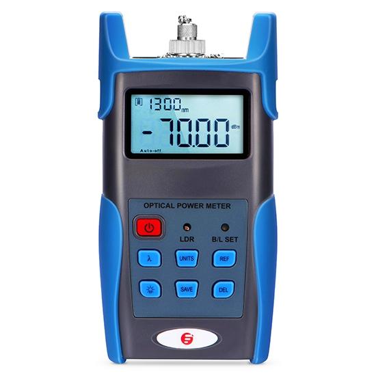FOPM-108 手持式光功率计(-70〜+6dBm)
