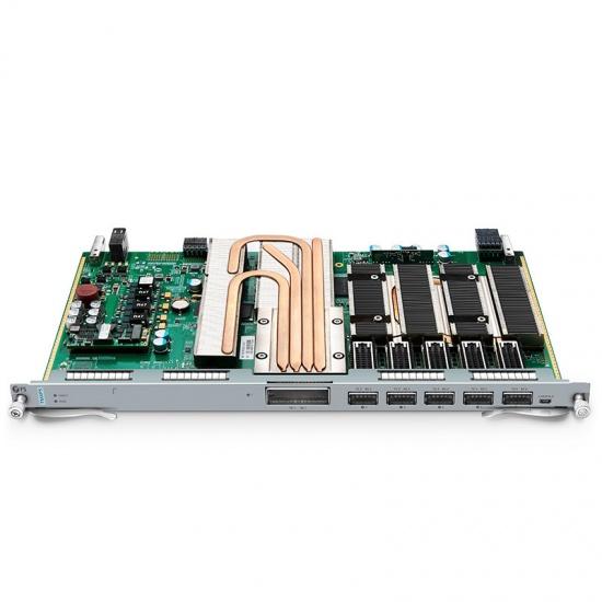 M6500-TMXP5 2*100G QSFP28/4*40G QSFP+转1*200G CFP2 复用转发器