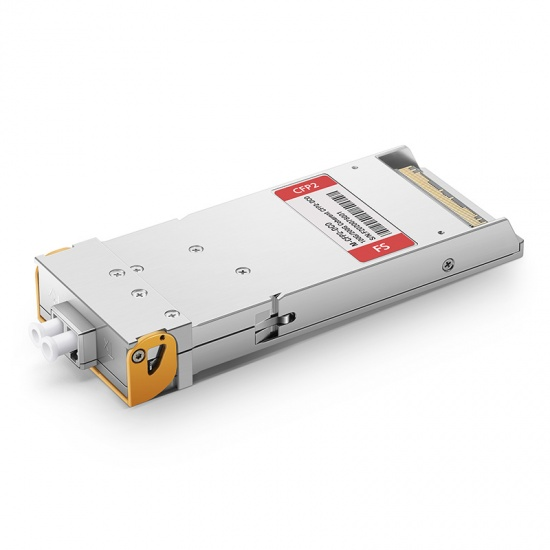 100G / 200G可调谐CFP2-DCO相干光模块,C27 1555.75nm 1000km