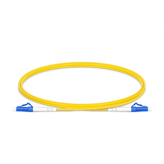 LC/SC/FC/ST/LSH/MU单工单模OS2光纤跳线