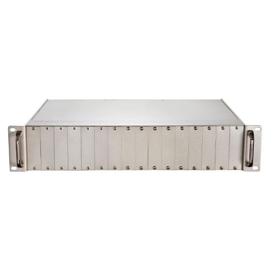 2U机架式 多服务一体化传输设备 OEO中继器机架
