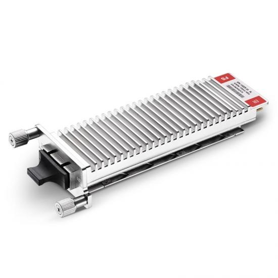 Alcatel-Lucent OM-10GNI-ER Compatible 10GBASE-ER XENPAK 1550nm 40km DOM Transceiver Module