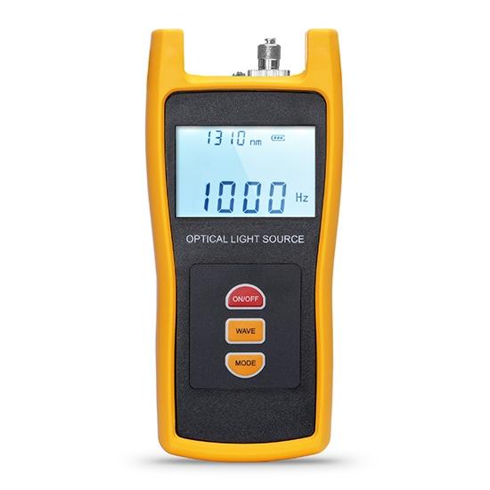 FOLS-101手持式光源(1310 / 1550nm)