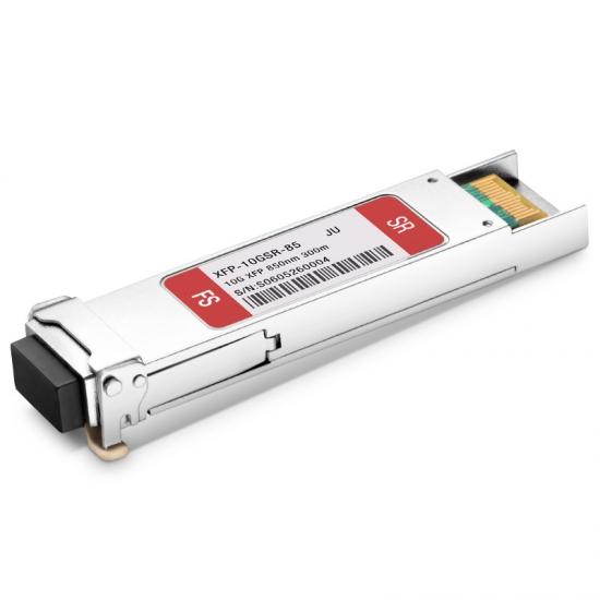 NETGEAR AXM751 Compatible 10GBASE-SR XFP 850nm 300m DOM Transceiver Module