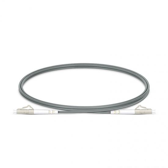 定制LC/SC/FC/ST/LSH 单工多模OM1/OM2 铠装光纤跳线