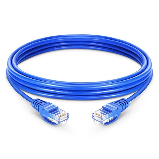 16ft (5m) Cat5e Snagless Unshielded (UTP) LSZH Ethernet Network Patch Cable, Blue
