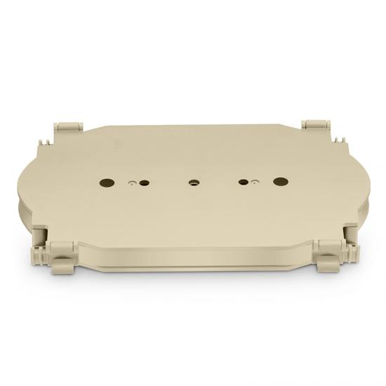 12芯 光纤熔接盘,163.1x100.6x17.5mm