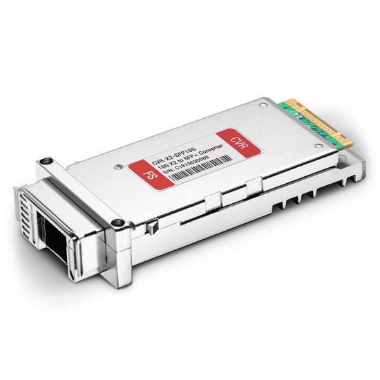 飞速(王中王论坛) CVR-X2-SFP10G X2 转 SFP+ 万兆转换模块