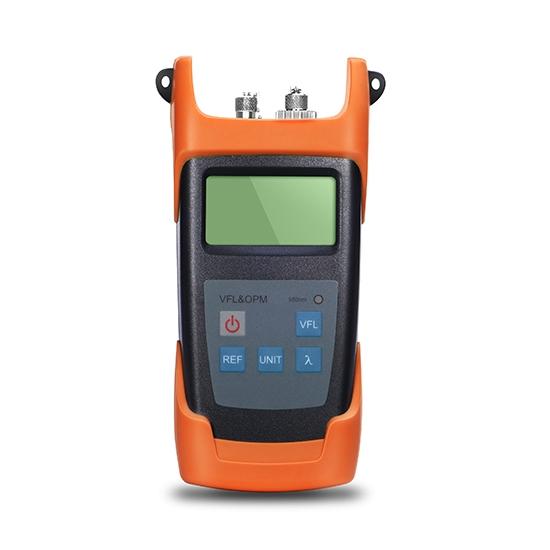FHOM-102 Портативный Оптический Мультиметр с 2.5 мм FC/SC/ST Разъёмом, Измеритель Мощности+Визуальный Локатор Дефектов