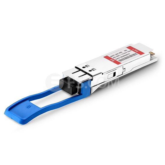 HW兼容  QSFP-40G-LR4 QSFP+光模块 1310nm 10km